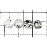 【メール便対応可】カーボンインクォーツ10mm(1.0mm穴)