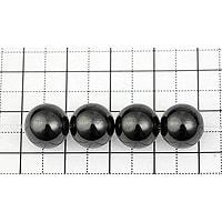 【メール便対応可】磁気ヘマタイト10mm(1.0mm穴)