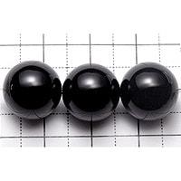 【メール便対応可】オニキス12.5mm(1.0mm穴)