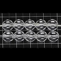 【メール便対応可】水晶スターカット8mm(1.0mm穴)