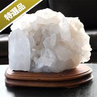 【特選品】ブラジル産水晶クラスターAA(LL)-241