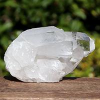 ブラジル産水晶クラスターAAA(M)-333
