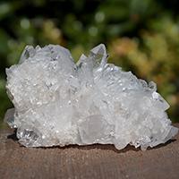ブラジル産水晶クラスターAAA(M)-349