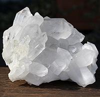 """"""" .ブラジル産水晶クラスターAAA(L)-455. """""""