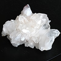 ヒマラヤ産水晶クラスターAAA'(LL)-585