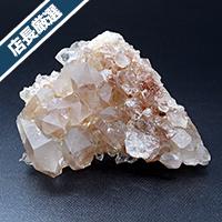 【店長厳選】ヒマラヤマニカラン産水晶クラスター(M)-721