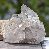 ガネーシュヒマール産水晶クラスター-155