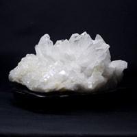 カイラス産水晶クラスターAAA(LL)(台座付き)-362
