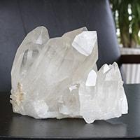 【浄化フェア】カイラス産水晶クラスターAAA(LL)-371