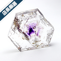 """"""" .【店長厳選】トラピッチェ・アメジストエレスチャル-001. """""""