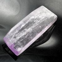クンツァイト原石磨き-002
