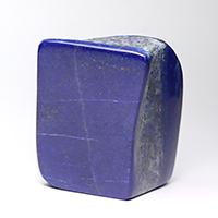 アフガニスタン産ラピスラズリ磨き-050