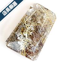 【店長厳選】ガーデンルチルクォーツ磨き-038