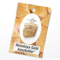 【特別特価】ヒマラヤンゴールドアゼツライトペンダント-002