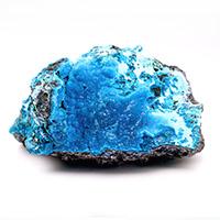 複合鉱物が作り出した芸術品!コンゴ産コルネタイト原石-002