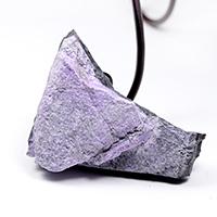 南アフリカ産スギライト原石(結晶入り)-012