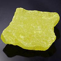 コロンビア産サルファー結晶-026