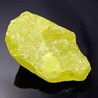 コロンビア産サルファー結晶-027