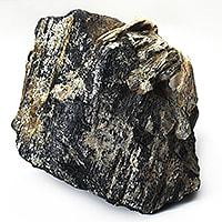 南アフリカ産トルマリン原石(雲母付)-017