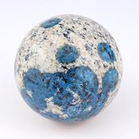 ヒマラヤK2ブルー丸玉-025