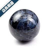 【店長厳選】ナミビア産ブルーピータサイト丸玉-001