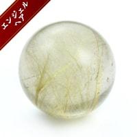 エンジェルヘアルチルクォーツAAAAA丸玉-094
