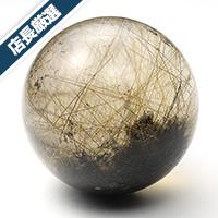 【店長厳選】スモーキールチルクォーツSA丸玉-105